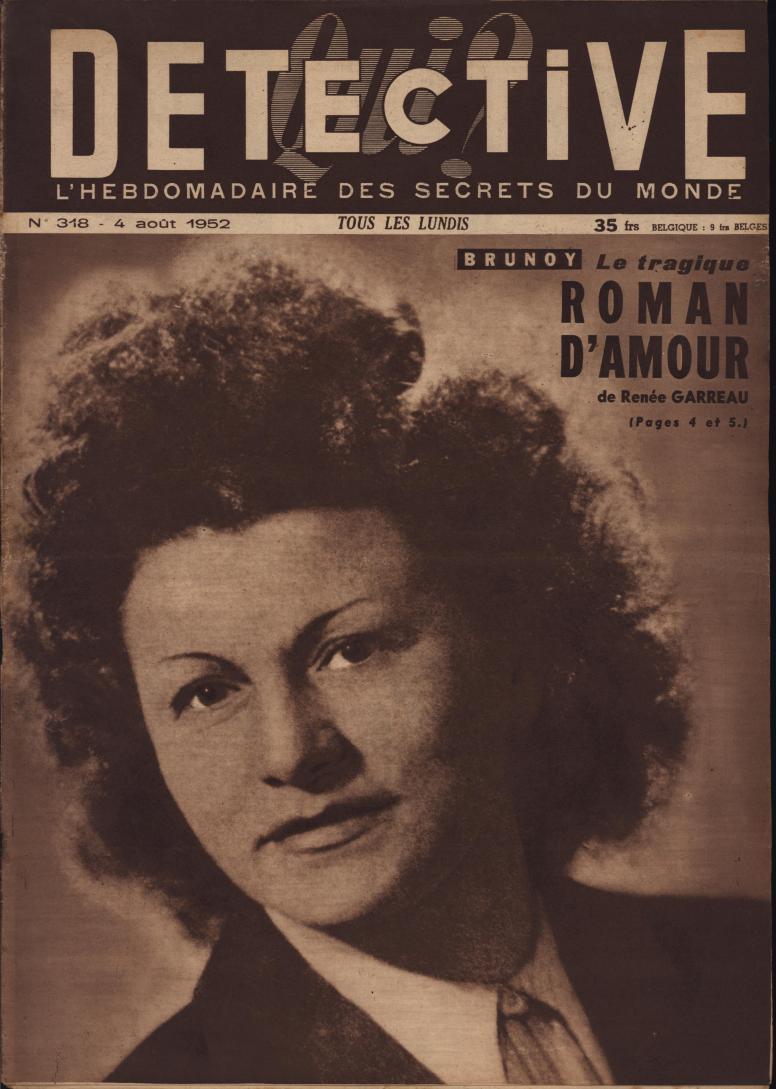 Qui Détective 1952 08 04