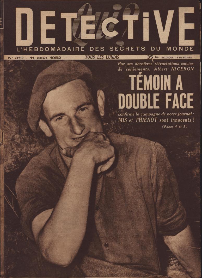 Qui Détective 1952 08 11