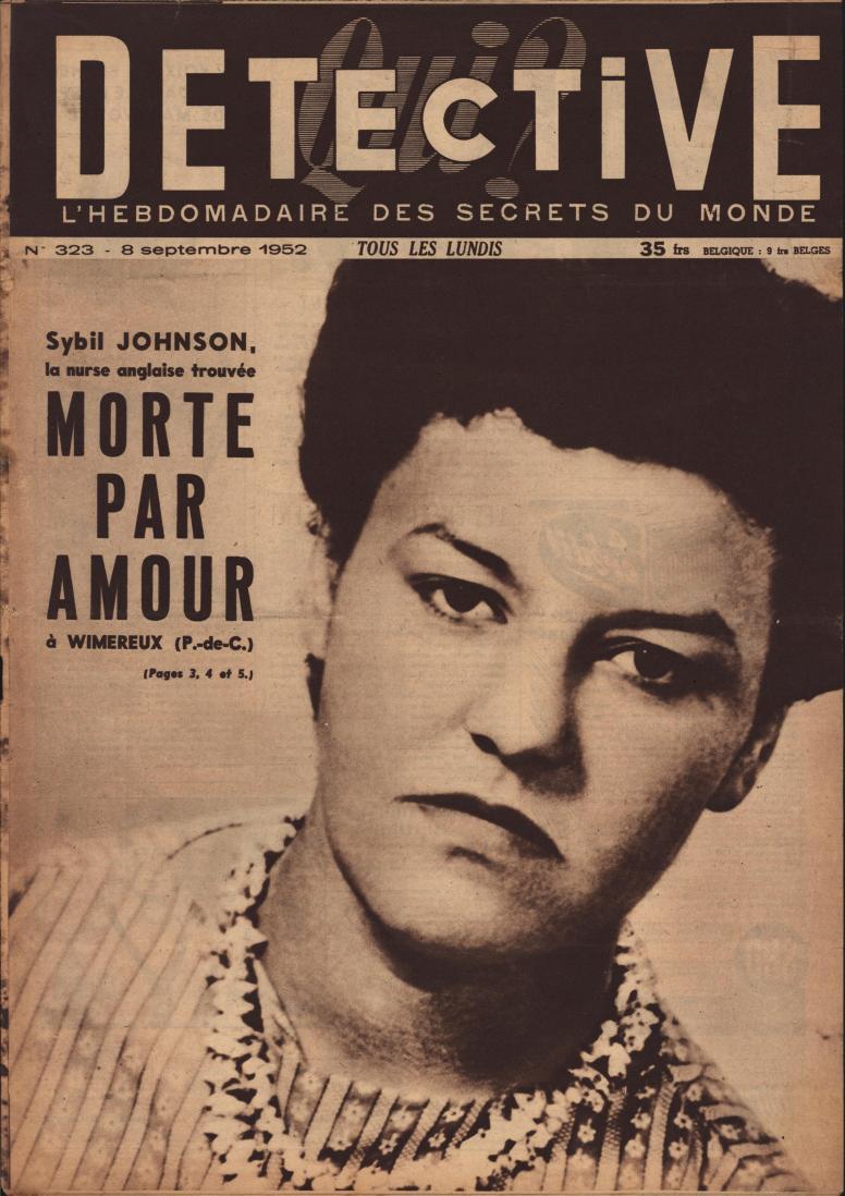 Qui Détective 1952 09 08