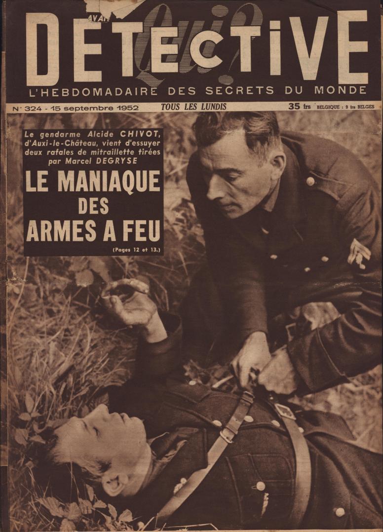 Qui Détective 1952 09 15