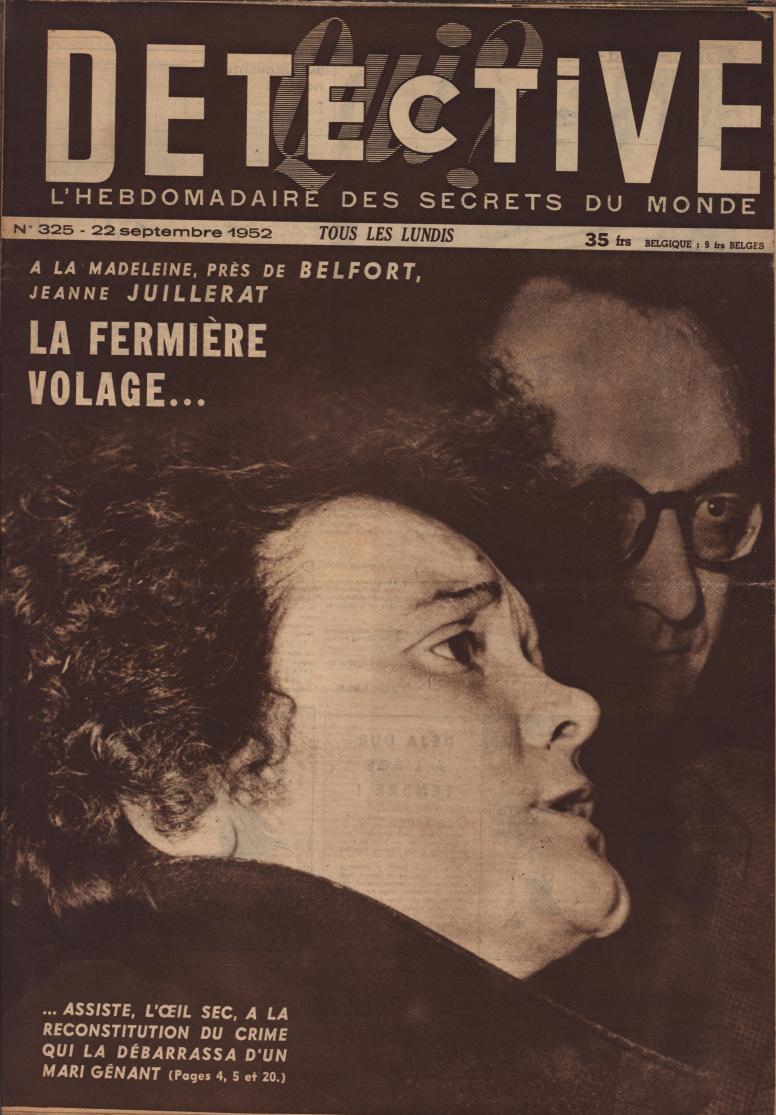 Qui Détective 1952 09 22
