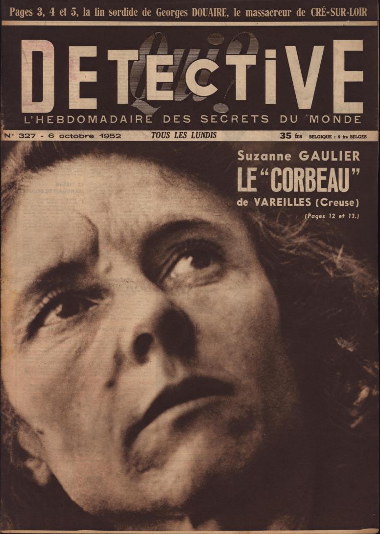 Qui Détective 1952 10 06