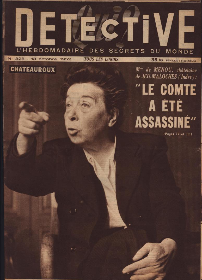 Qui Détective 1952 10 13
