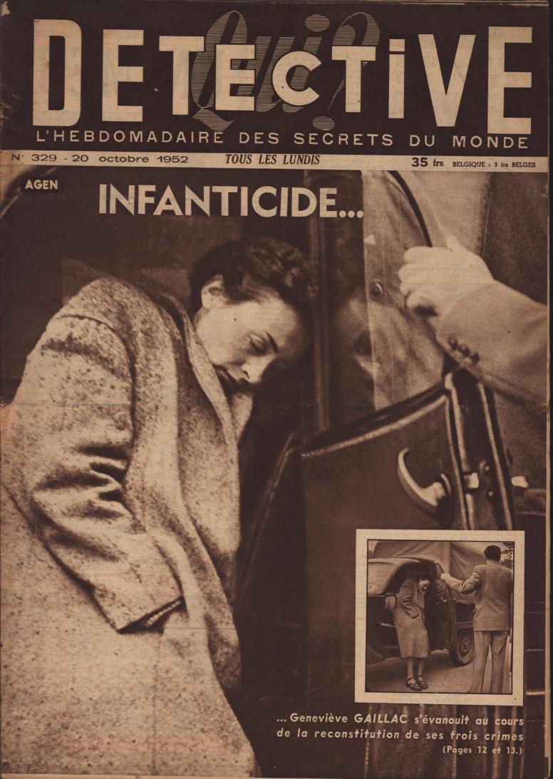 Qui Détective 1952 10 20