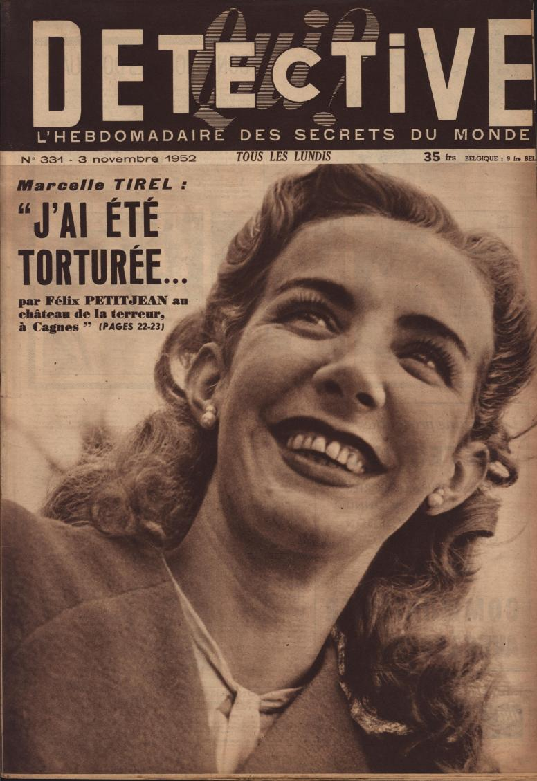 Qui Détective 1952 11 03