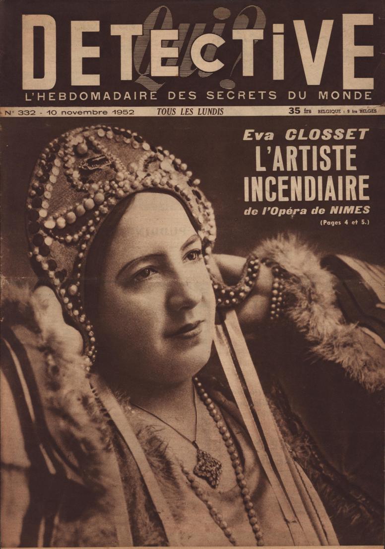 Qui Détective 1952 11 10
