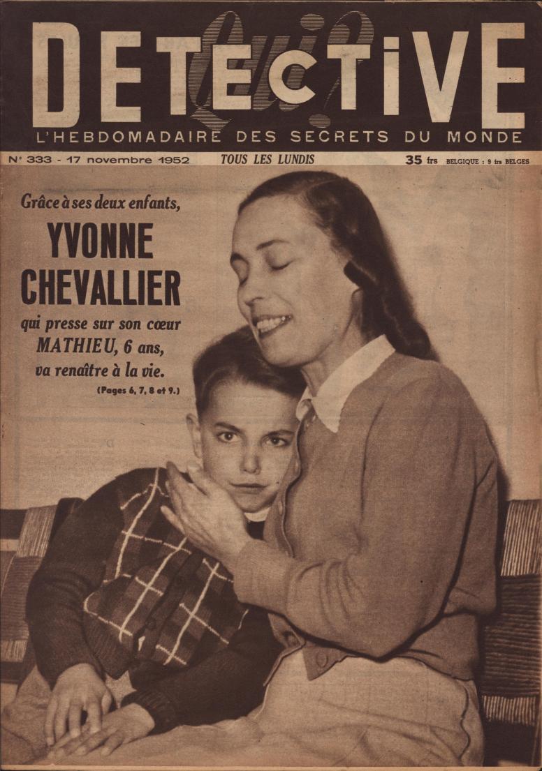 Qui Détective 1952 11 17