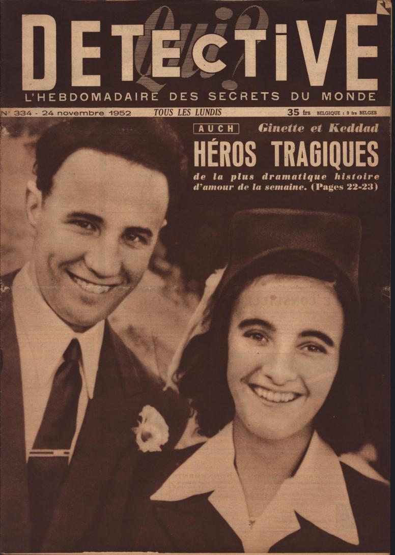 Qui Détective 1952 11 24