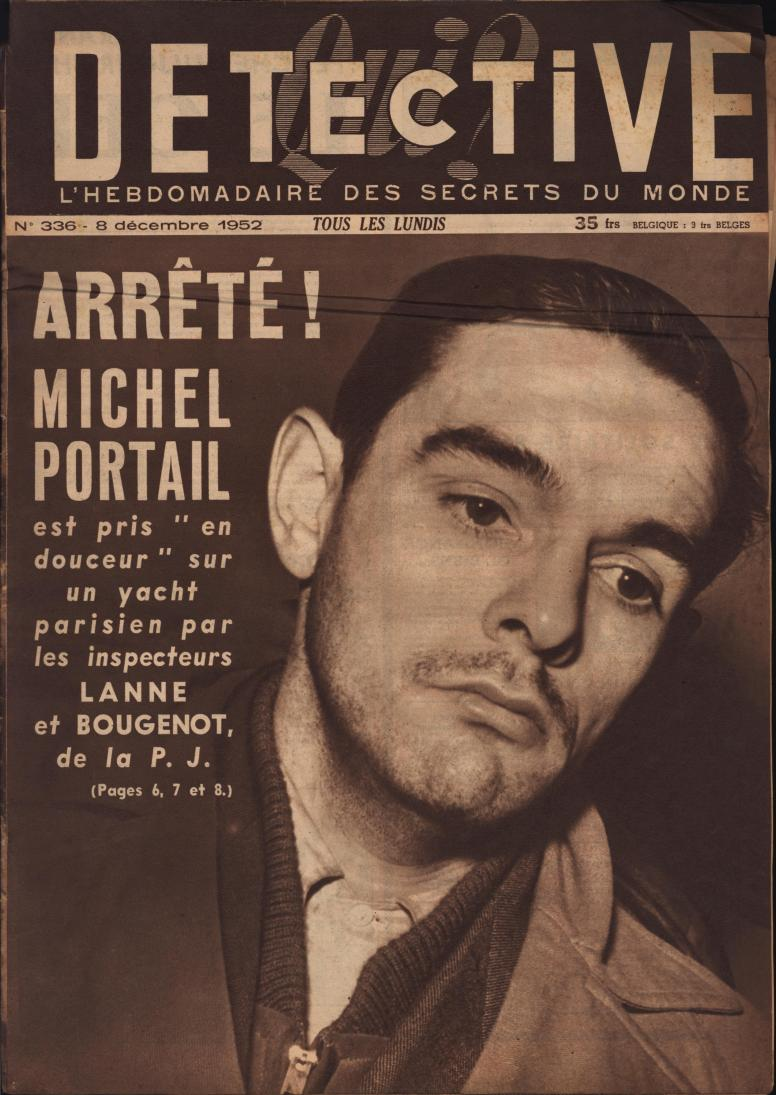 Qui Détective 1952 12 08