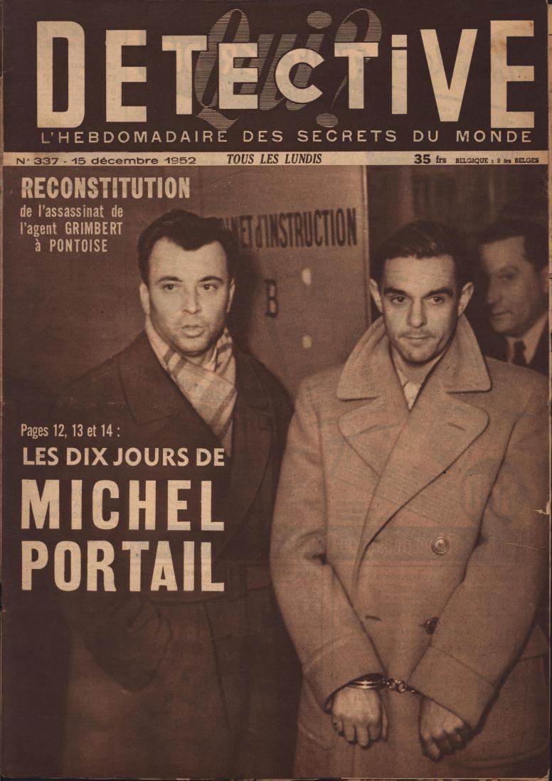 Qui Détective 1952 12 15