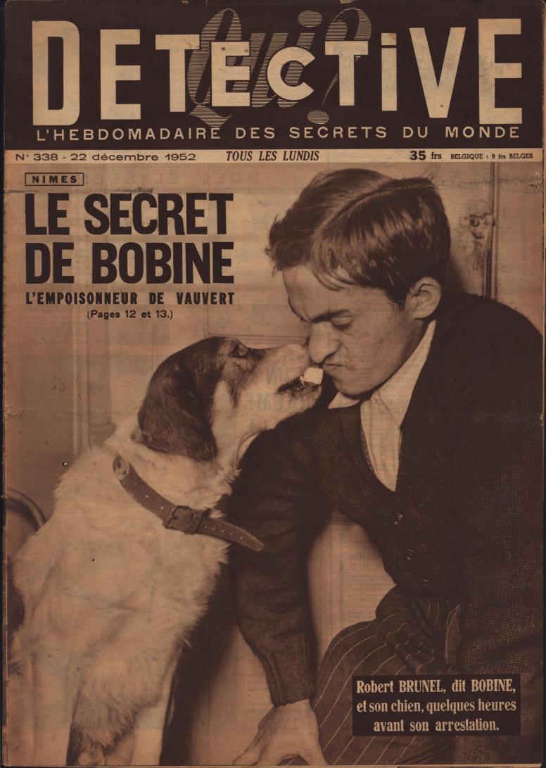 Qui Détective 1952 12 22