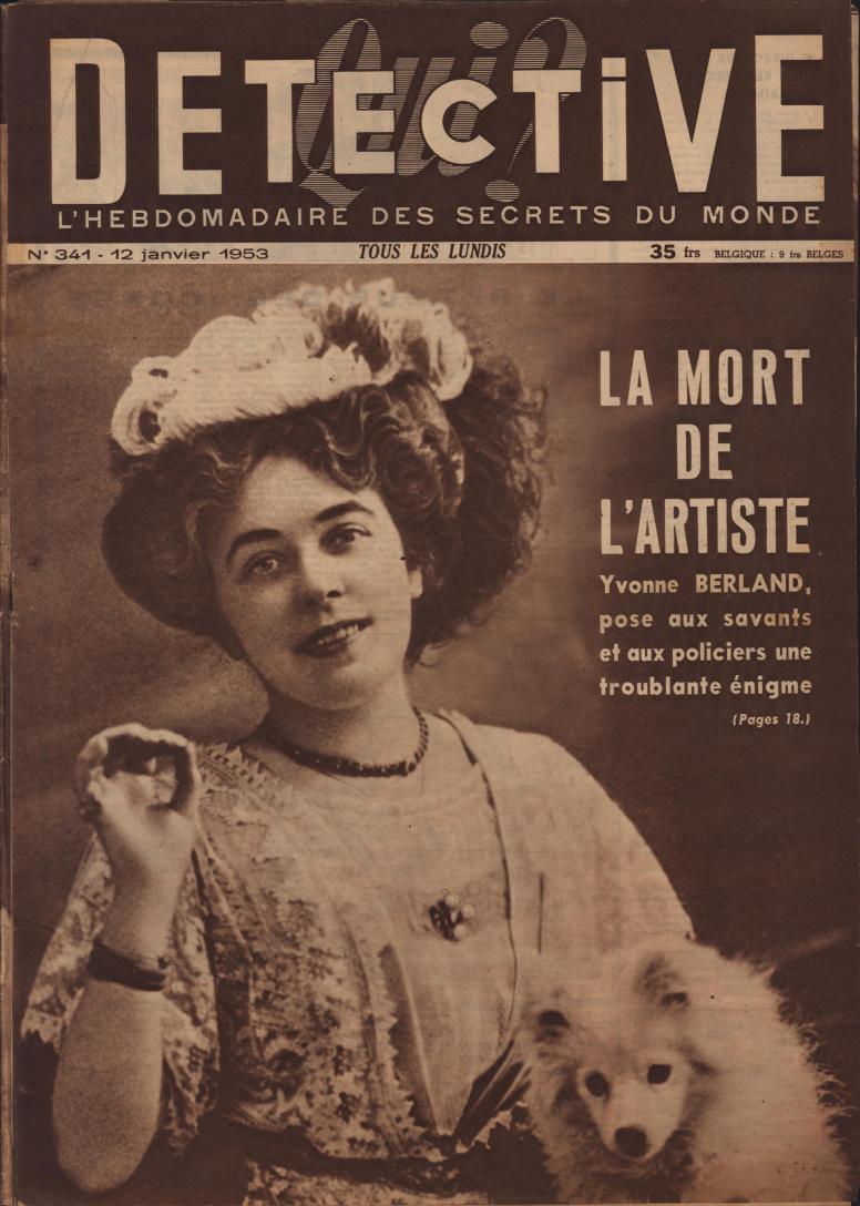 Qui Détective 1953 01 12