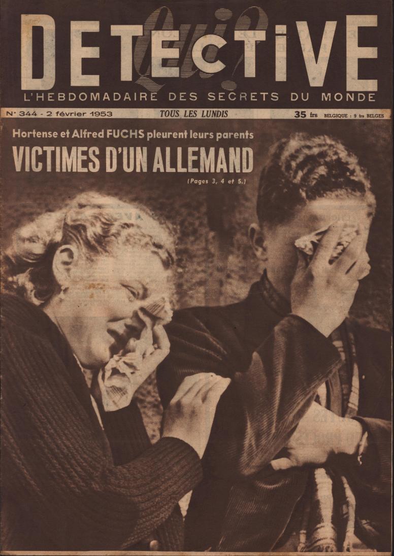 Qui Détective 1953 02 02