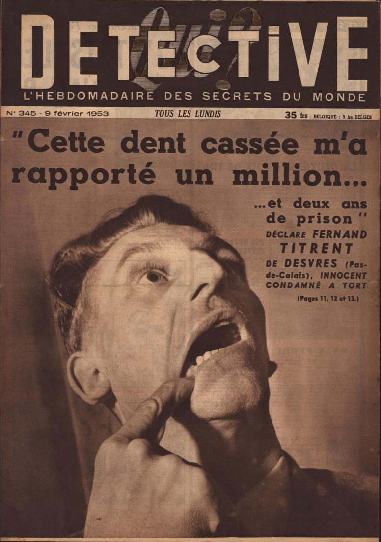 Qui Détective 1953 02 09