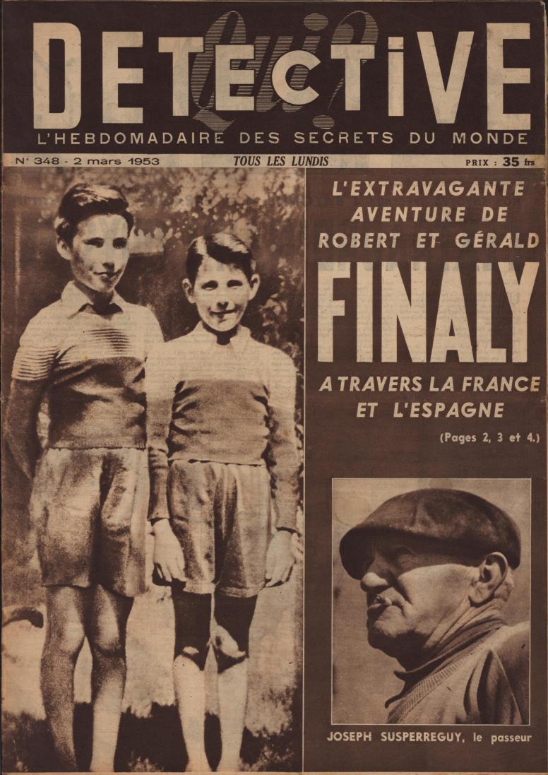 Qui Détective 1953 03 02