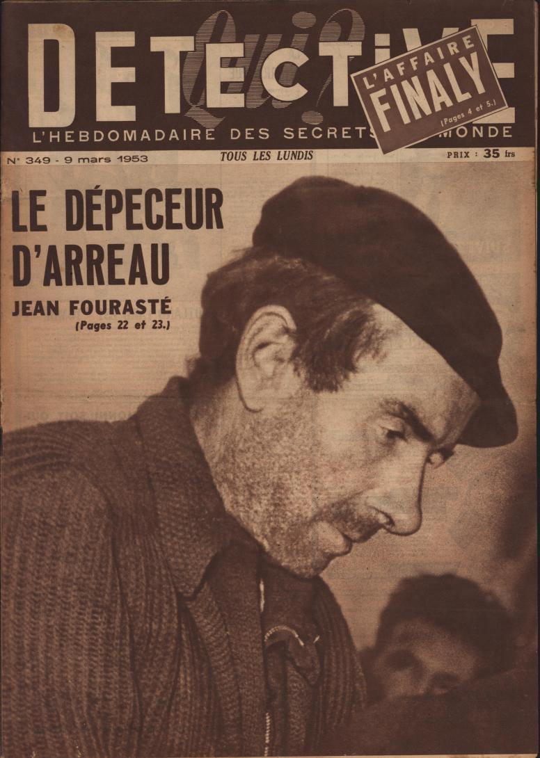 Qui Détective 1953 03 09