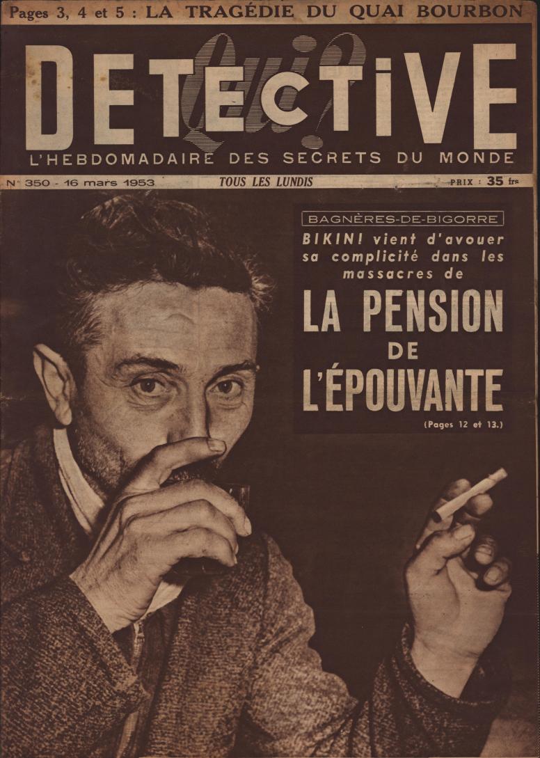 Qui Détective 1953 03 16