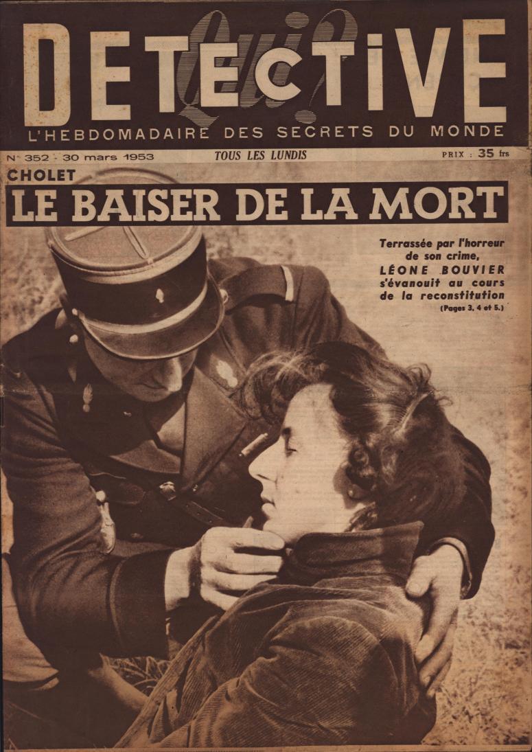 Qui Détective 1953 03 30