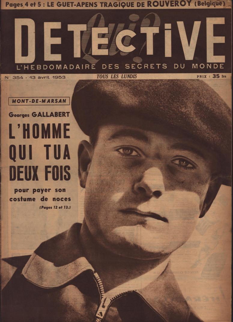 Qui Détective 1953 04 13