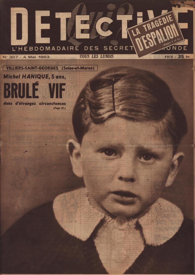 Qui Détective 1953 05 04
