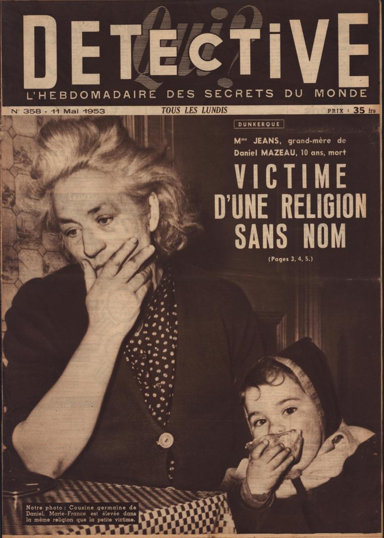 Qui Détective 1953 05 11