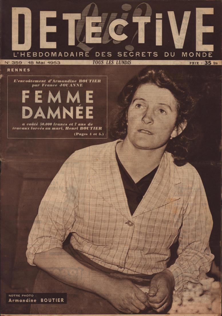 Qui Détective 1953 05 18