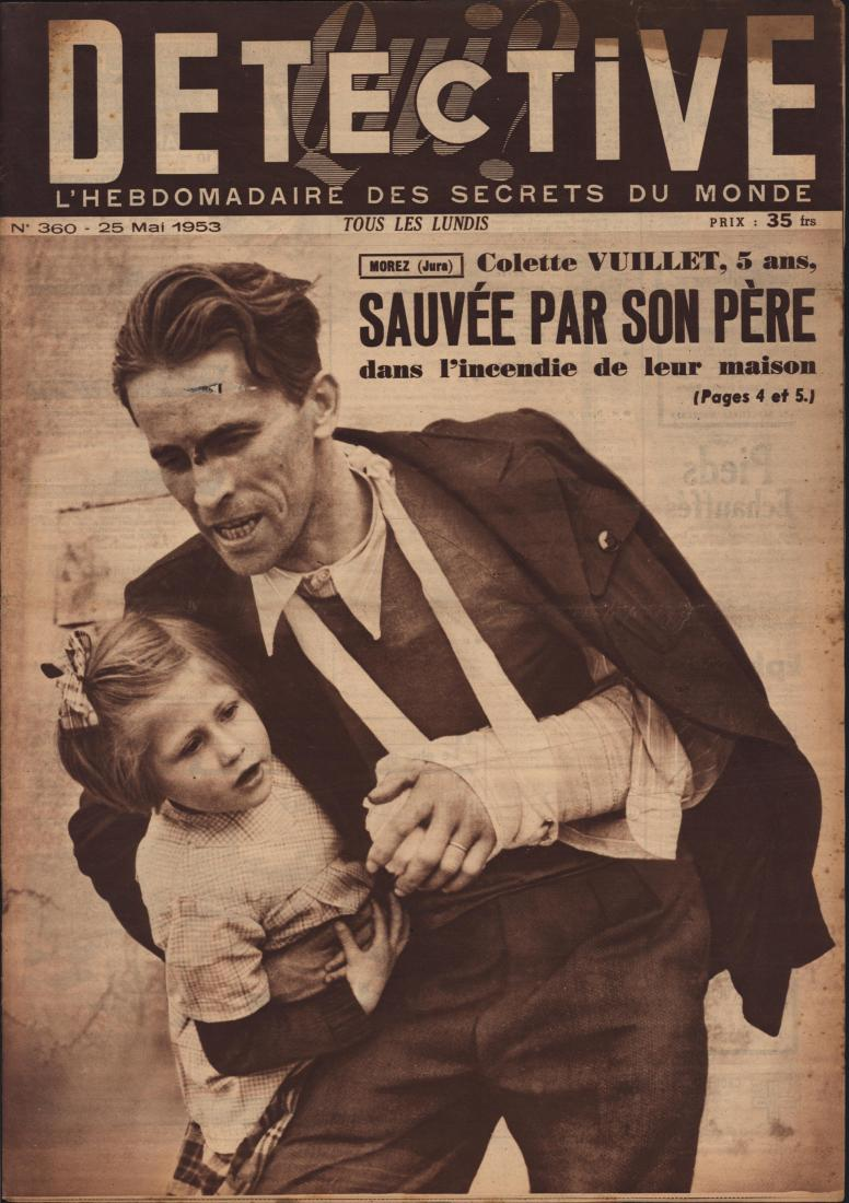 Qui Détective 1953 05 25
