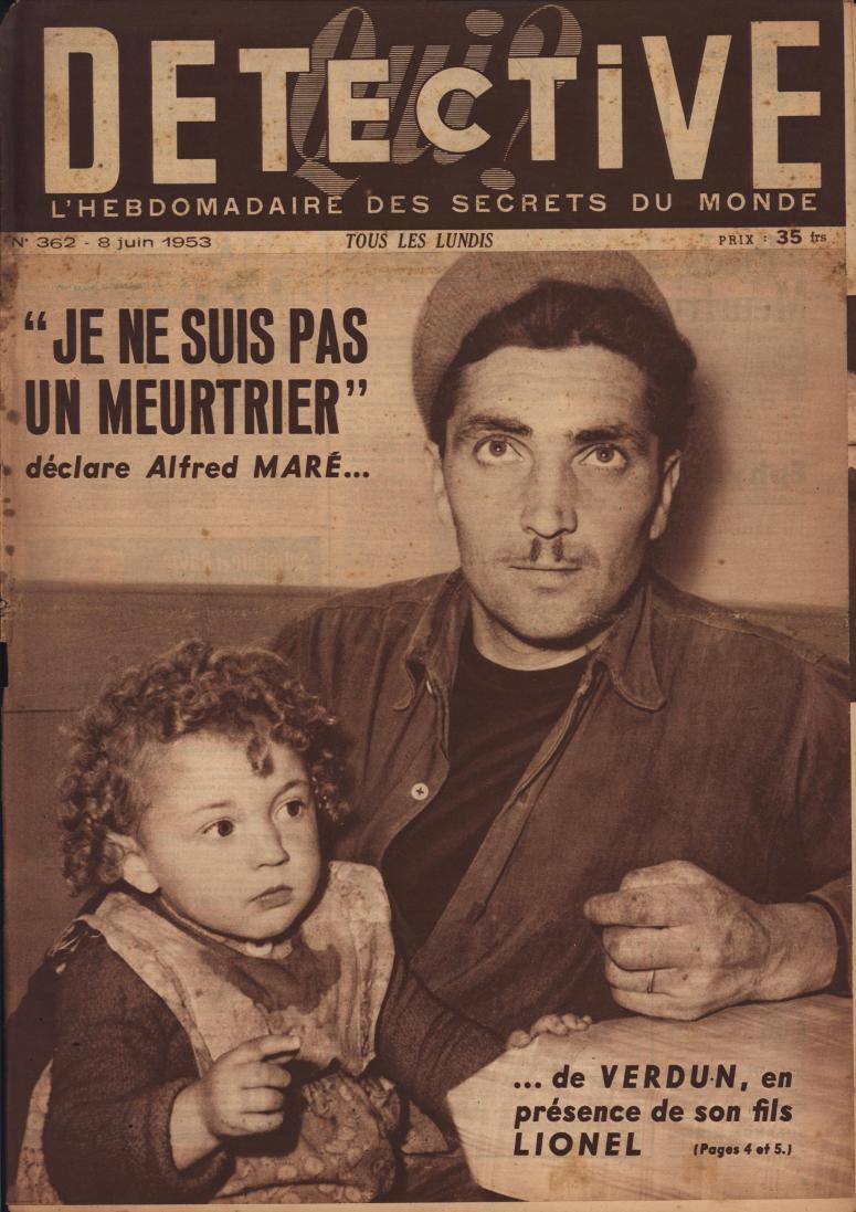 Qui Détective 1953 06 08