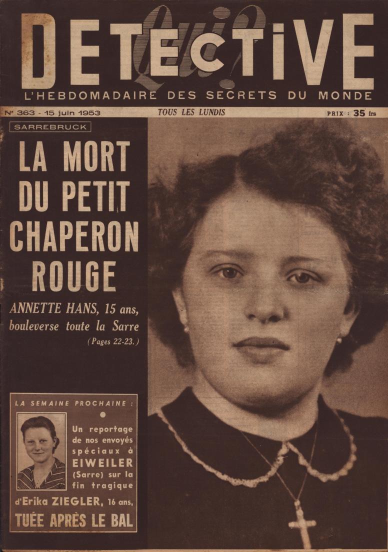 Qui Détective 1953 06 15