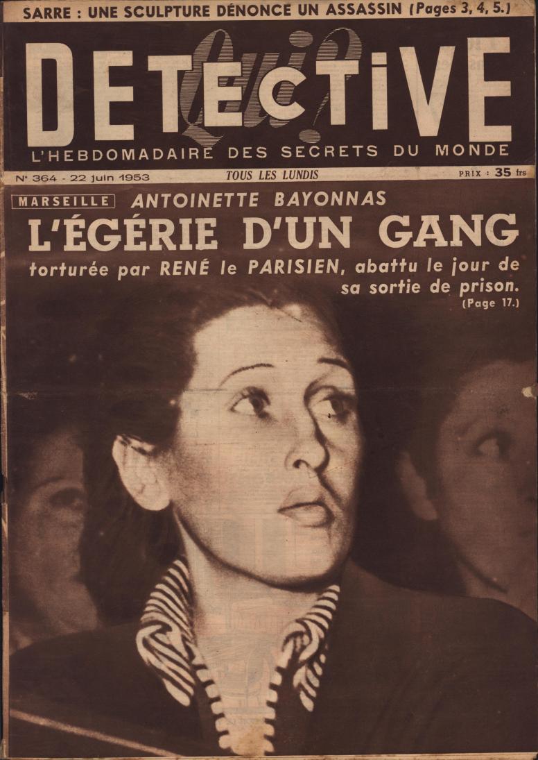 Qui Détective 1953 06 22
