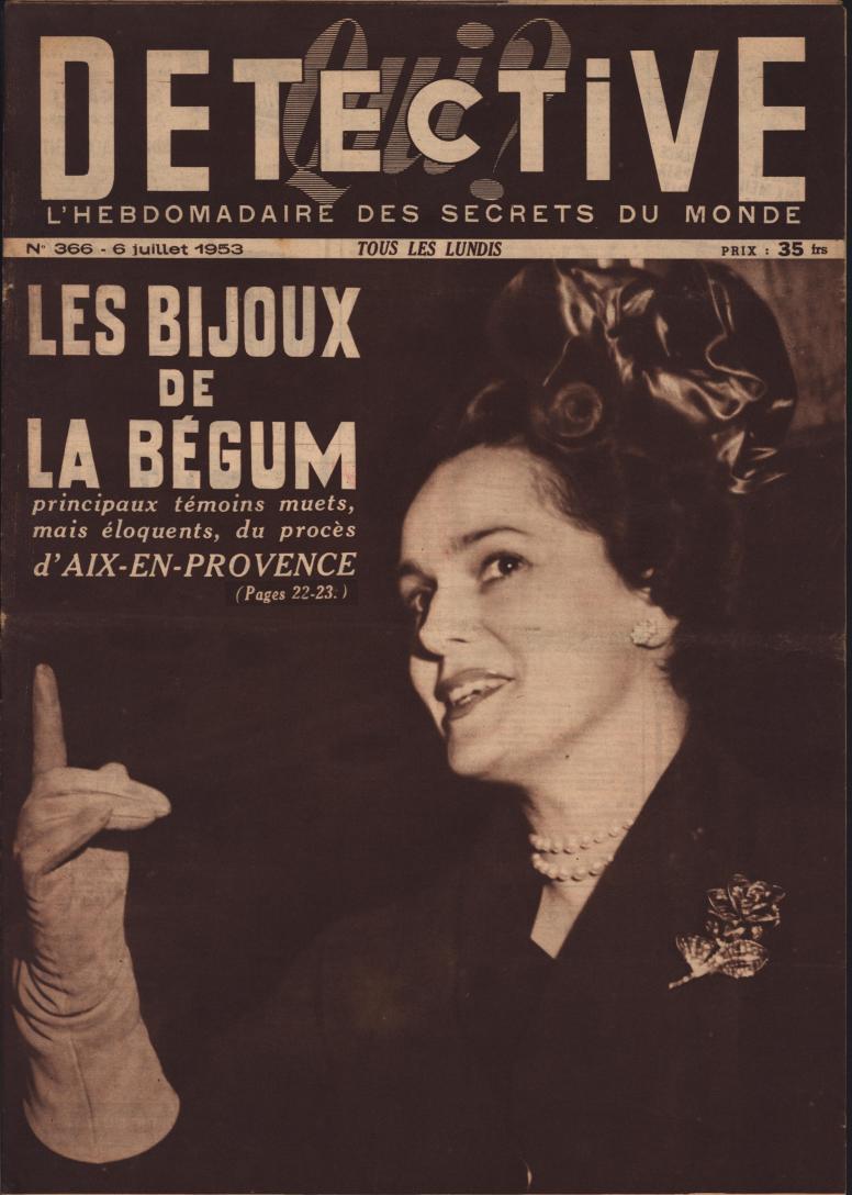 Qui Détective 1953 07 06
