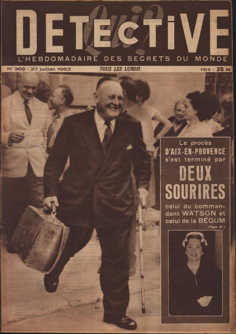 Qui Détective 1953 07 27
