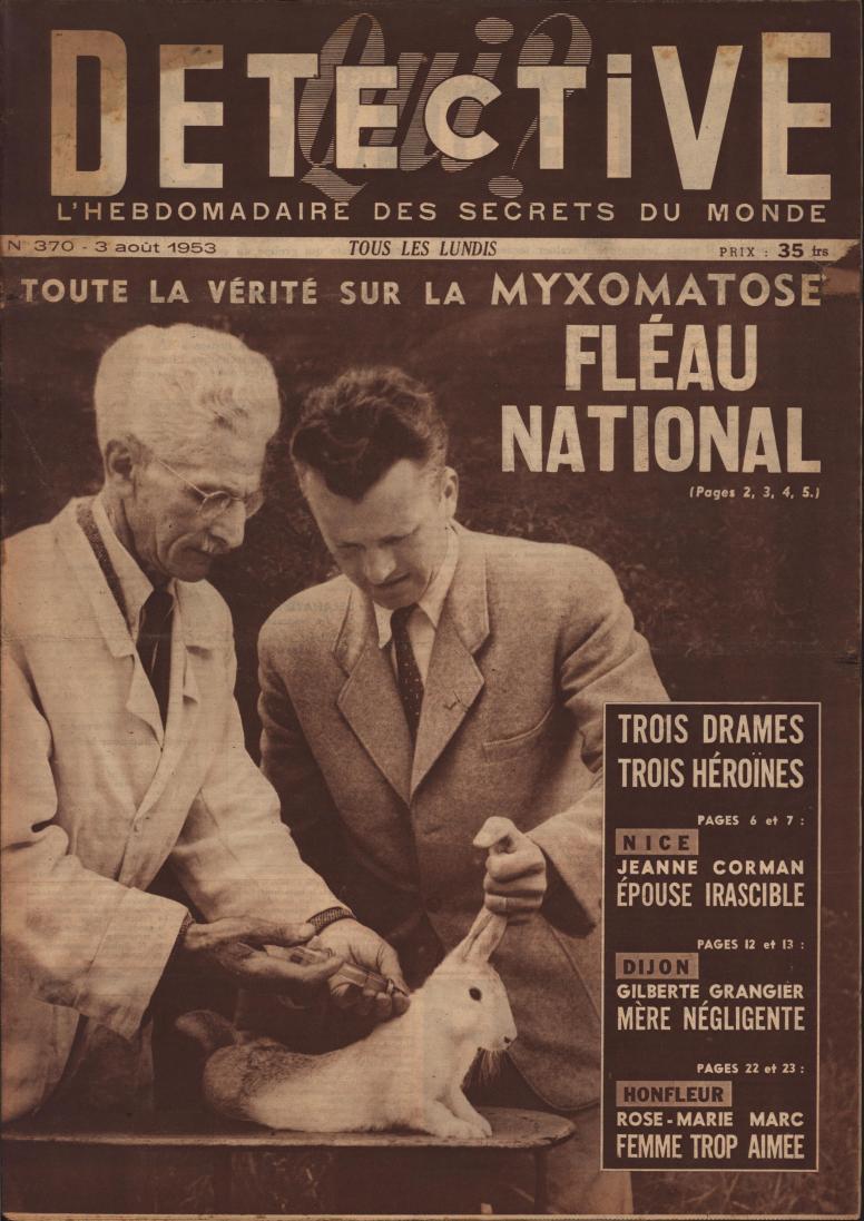 Qui Détective 1953 08 03