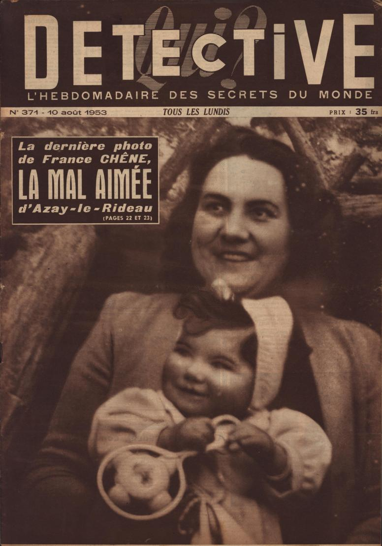Qui Détective 1953 08 10