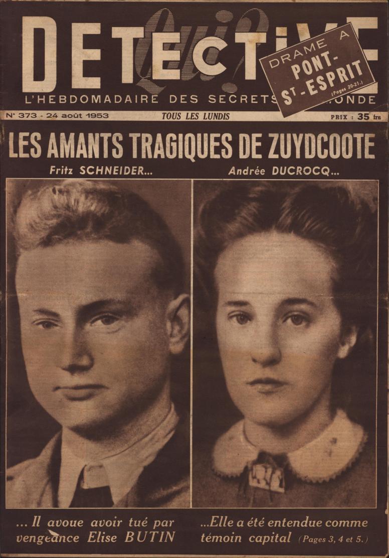 Qui Détective 1953 08 24
