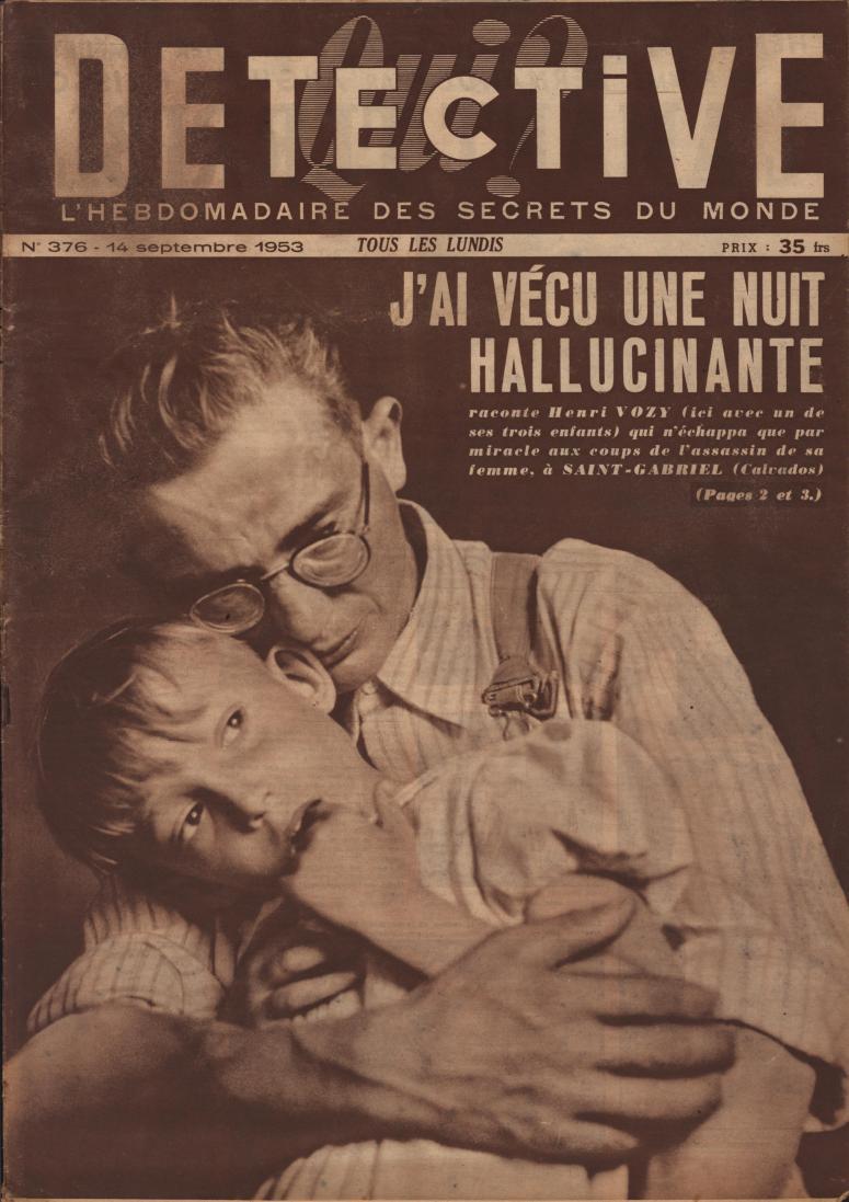 Qui Détective 1953 09 14