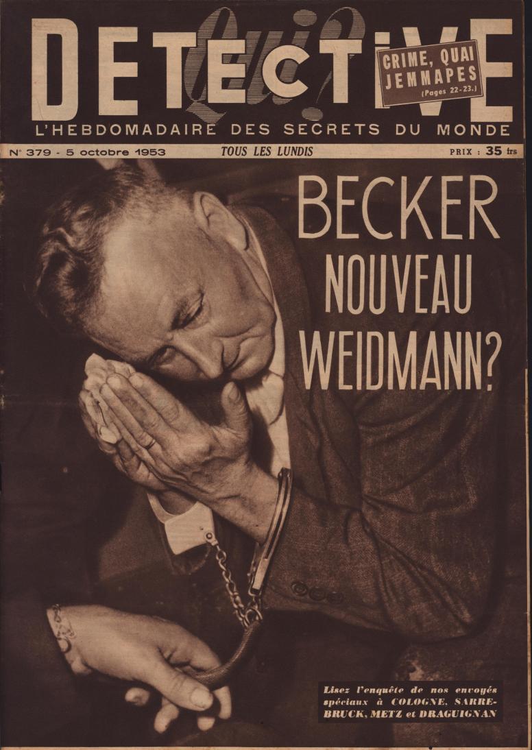 Qui Détective 1953 10 05