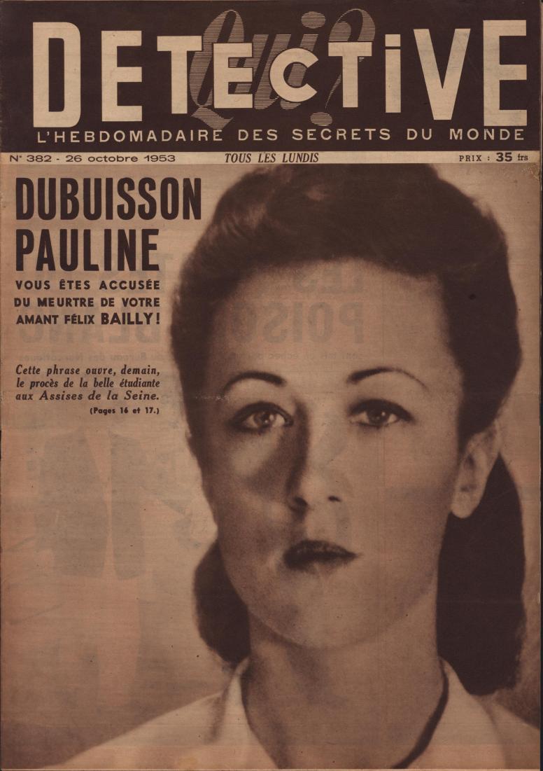 Qui Détective 1953 10 26