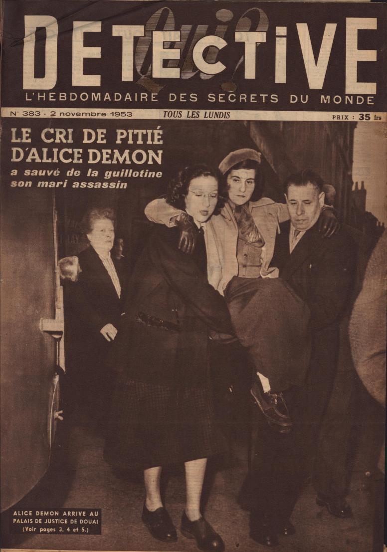Qui Détective 1953 11 02