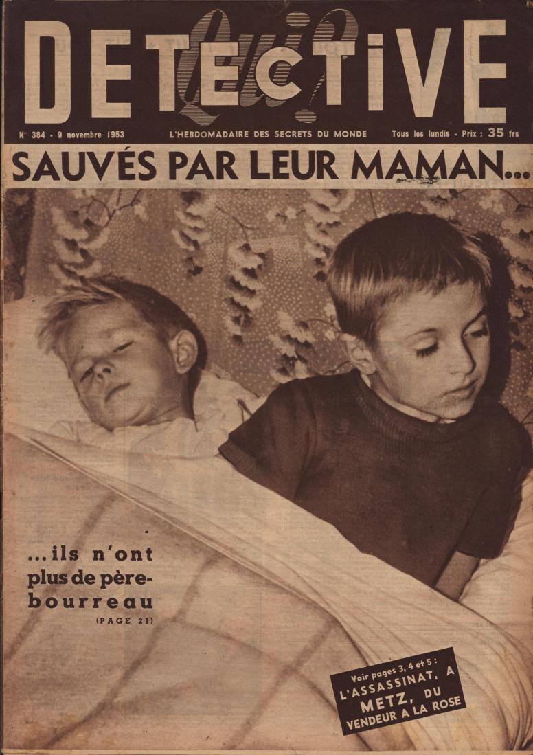 Qui Détective 1953 11 09