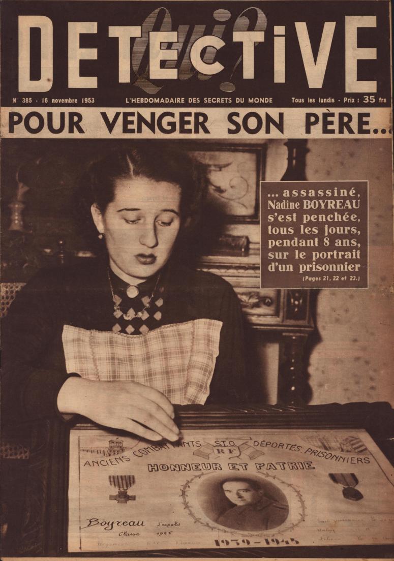 Qui Détective 1953 11 16