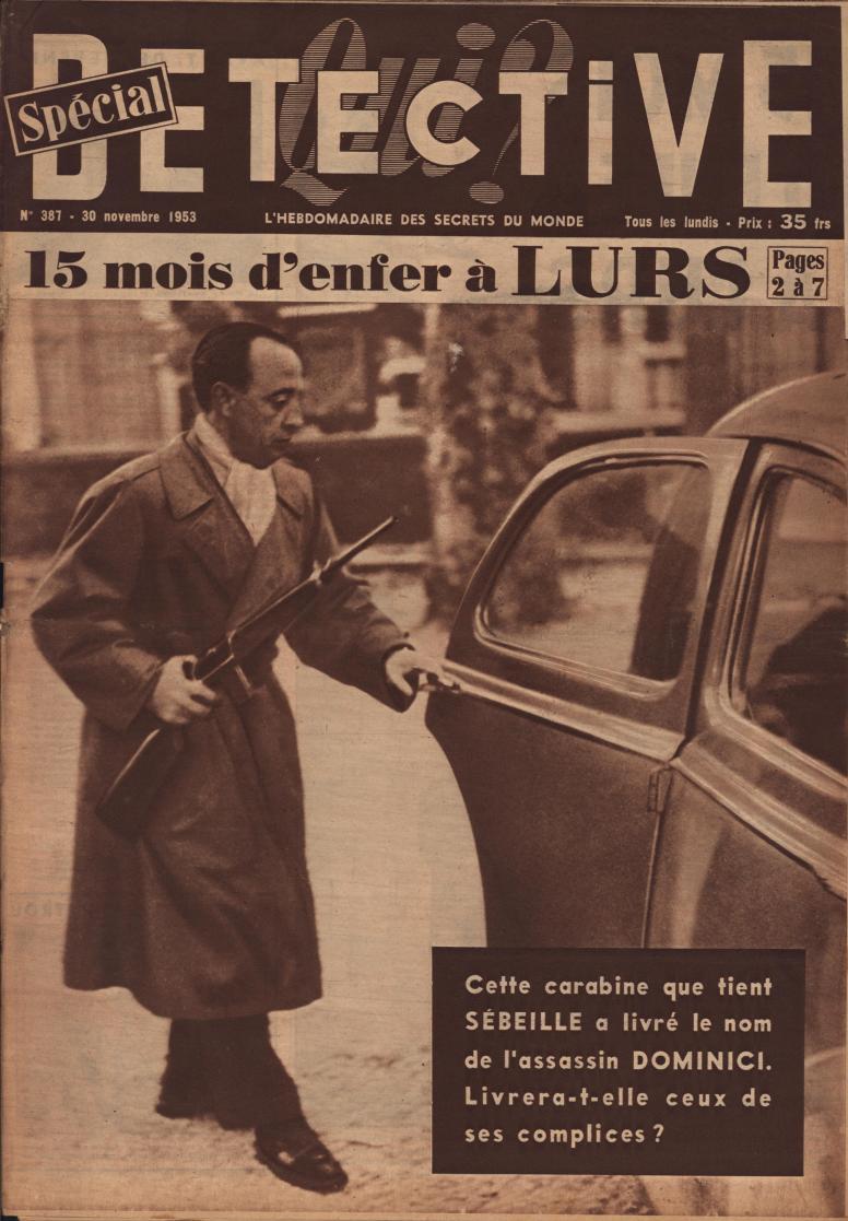 Qui Détective 1953 11 30