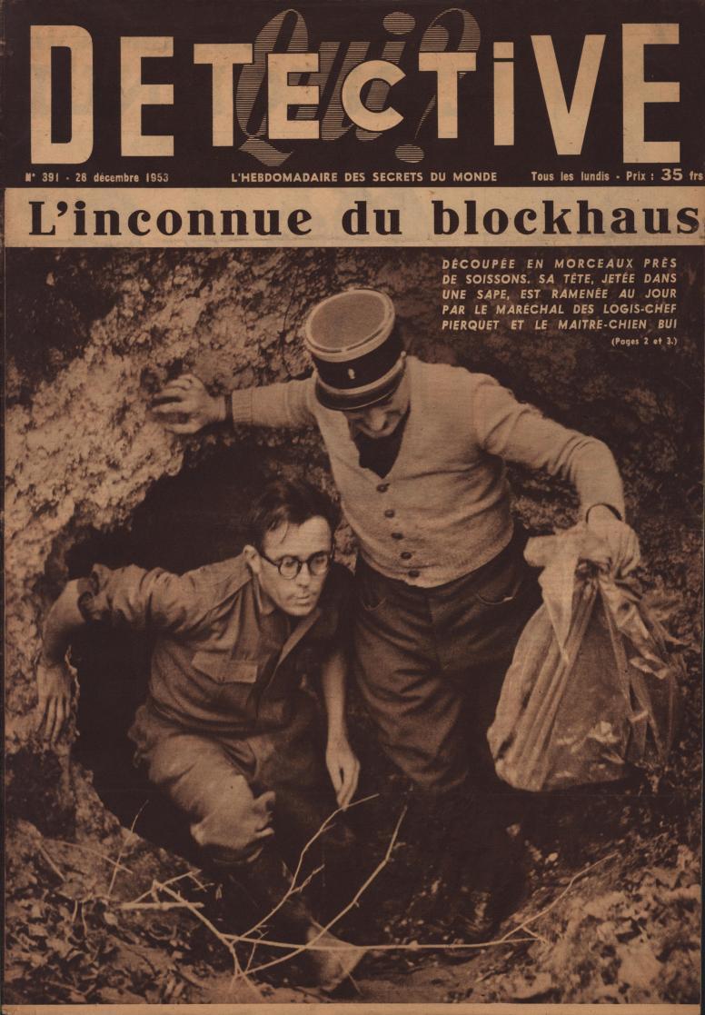 Qui Détective 1953 12 28