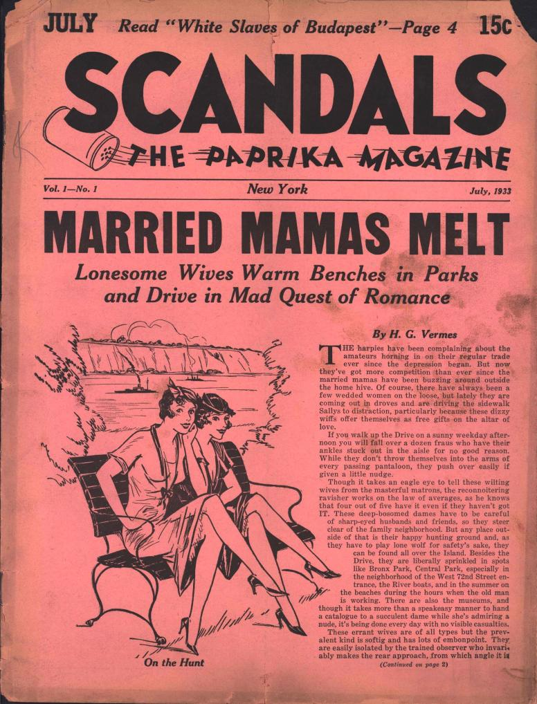 scandals-vol-1-no-1-07-1933