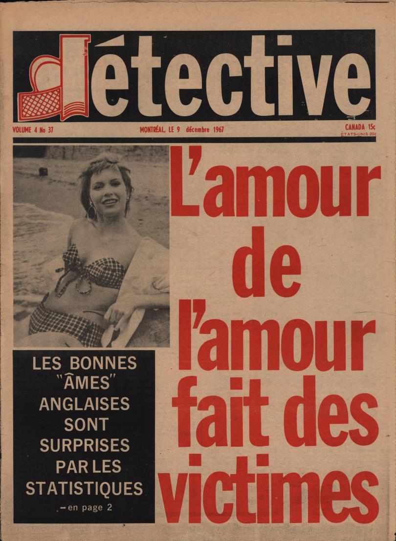 Détective 1967 12 09