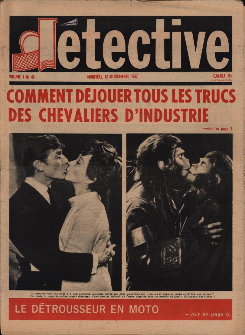 Détective 1967 12 30