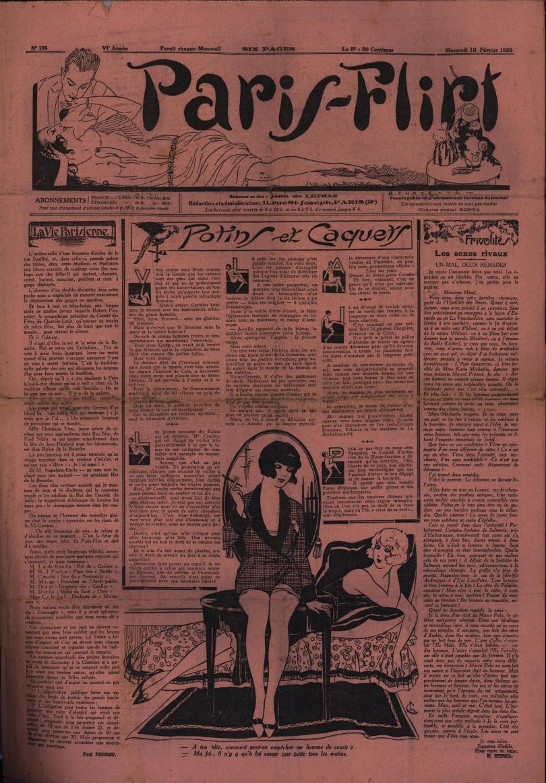 Paris-Flirt 1926 02 10