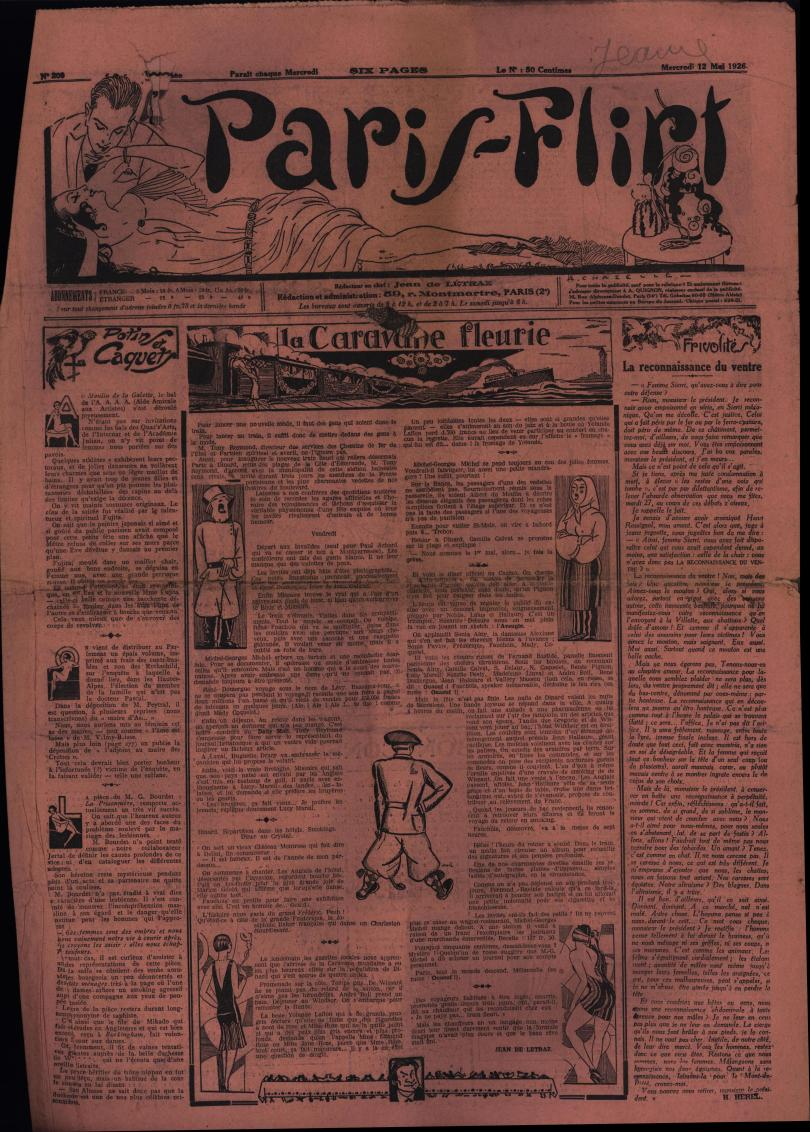 Paris-Flirt 1926 05 12