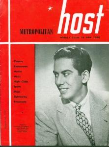 Metropolitan Host 1947 08 16