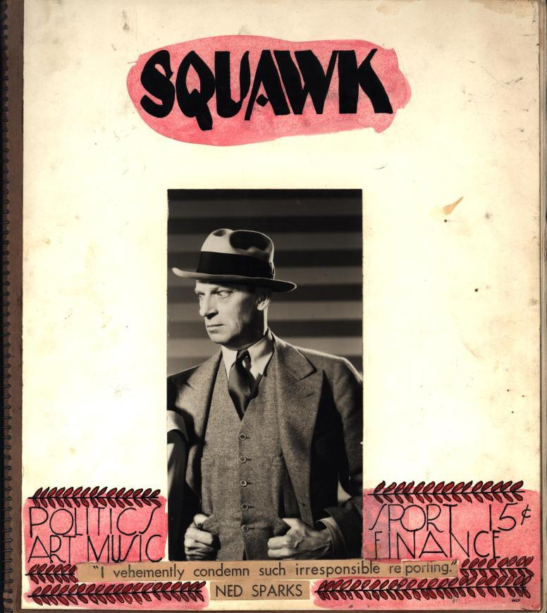 Squawk cover